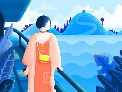 Girl  illustrations