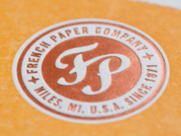 French Paper Company