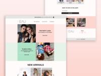Beau Home Page
