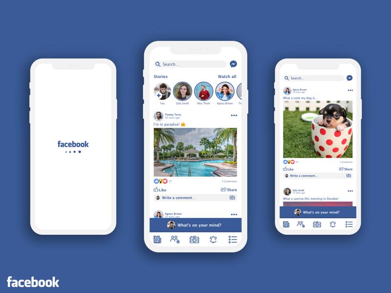 Facebook Mobile App - Facebook Mobile App Download