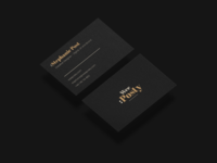 Wee Posty Business Cards