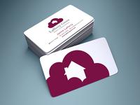 Lafferty Grove business card design