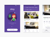 Stay - Budget Hotels App