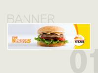 Website banner for coupon website