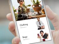 D&G Shopping iPhone App