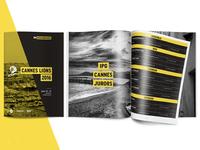 Cannes Lion Booklet