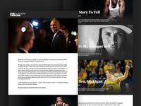 Players' Tribune Newsletter