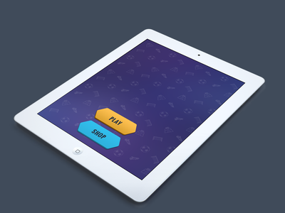 iPad Game - FootballMania (Concept) soccer app game ipad ipad game