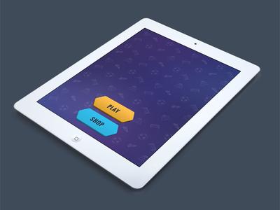 iPad Game - FootballMania (Concept)