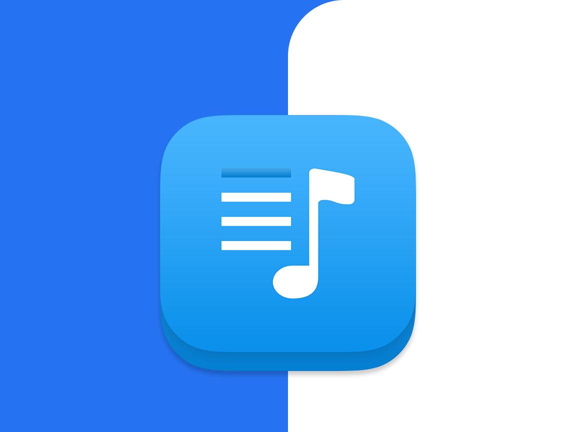 Blue Icon logo app ux mobile 2019 ios icon ios app app concept concept mobile app app icon icon blue blue icon