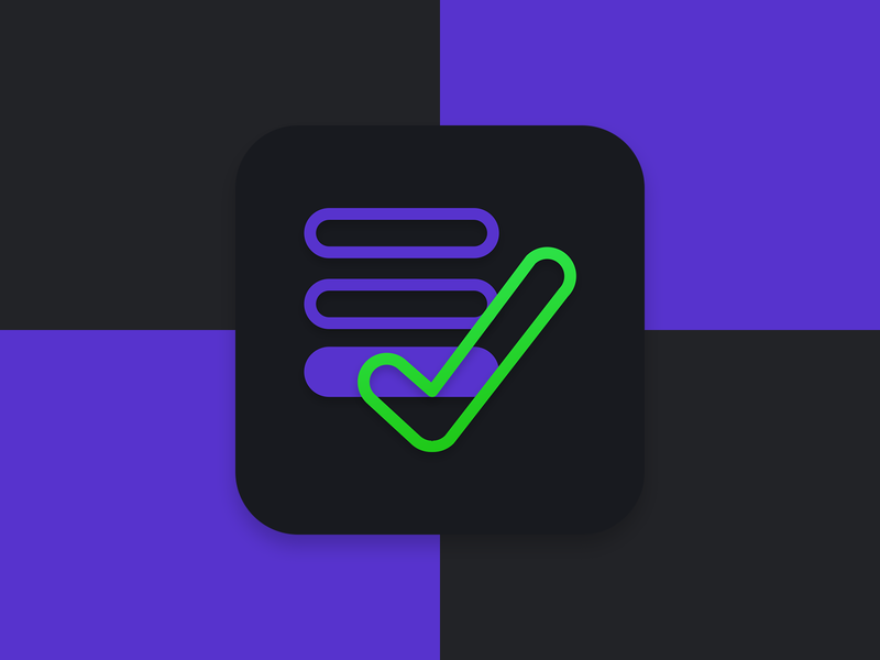 Athenas Project :: App Icon app icon questions ux android ui research quiz purple mobile icon game design concept athenas app