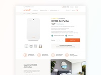 Product Page Layout