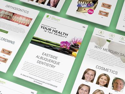 Responsive Web Design responsive web design farming agriculture green web programming wordpress dentity