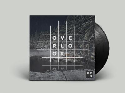Overlook, by GRID – Album Art