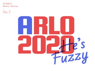 Arlo Campaign Logo