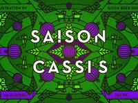 Saison Cassis