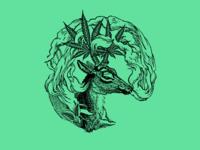 18 pt Trophy Buck