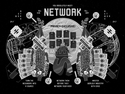 Usklf network dribbble 112312