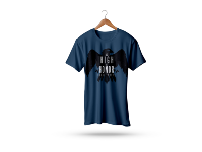 As High As Honor T-Shirt