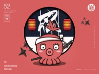 Octopus Ninja
