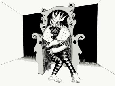 King Horian, Graveltoes