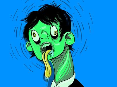 Work Brain adobe fresco digital art digital illustration illustration