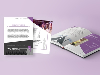Moxie E-Book page layout book design online book e-book ebook ebook design