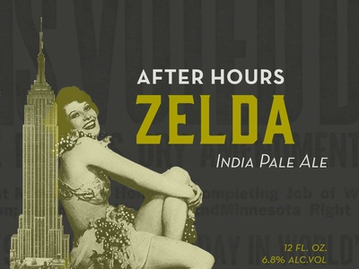 After Hours Ale