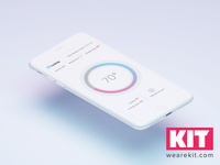 KIT | Daily UI #1 Bubble App