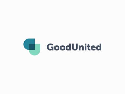 GoodUnited Logo Refresh refresh brand mark branding logo