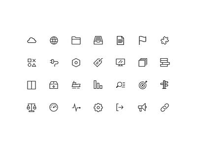 JIRA Icons icons