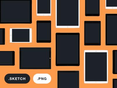 Design Resources - Tablets