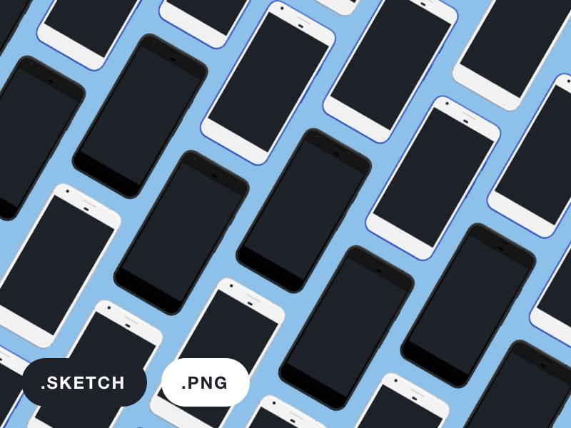 Google Pixel on Facebook Design google pixel device vector pixel google design facebook