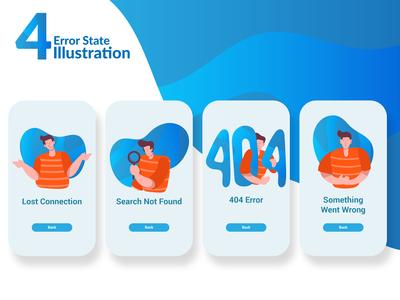 Error State Illustration