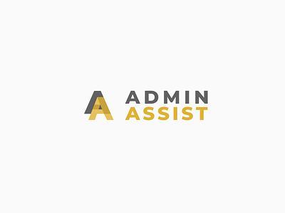 Admin Assist Logo figma logo