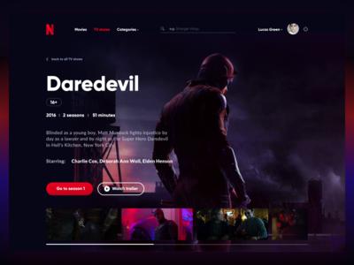 "Netflix ""Daredevil"" tv-show"