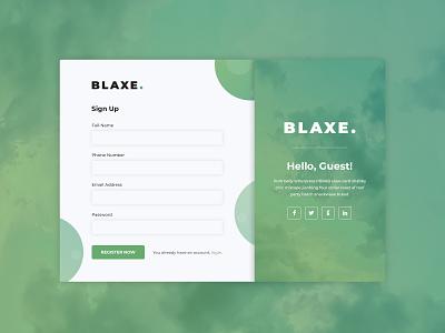 Creative Login Form digital form design unique creative minimal clean webdesign signup form login form web form form