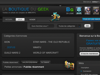 LA BOUTIQUE DU GEEK