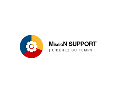 Logo. Mission Support