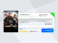 The Great Wall. Movie #Freebies