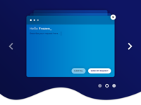 Browser Slider #Freebies