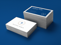 Plutus Paris. Business Card