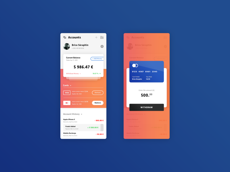 Crypto #App #Freebies freebies free ui ux photoshop psd withdraw dashboard wallet cryptocurrency application app