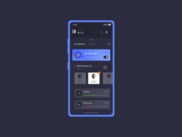 Wallet App #Exploration #Freebies