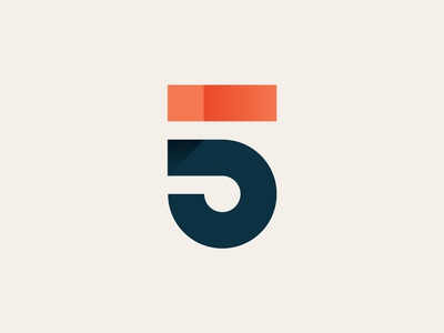 Numbers color art direction identity print illustration numbers