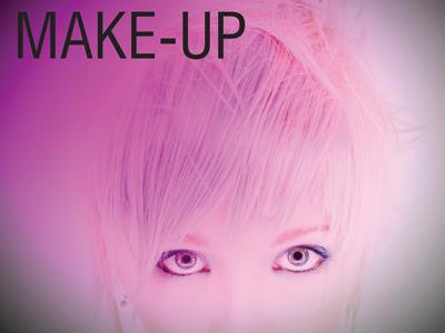 Makeup poster series