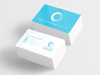 Organic Agile Business Card