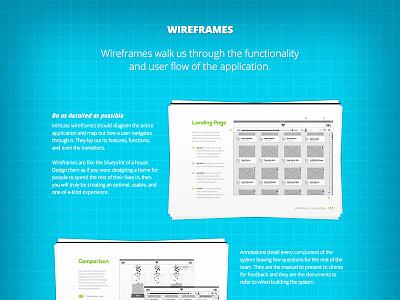 Portfolio Redesign - Progress portfolio redesign website monkey wireframes process