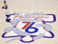 76ers 17-18 Playoff Campaign Logo