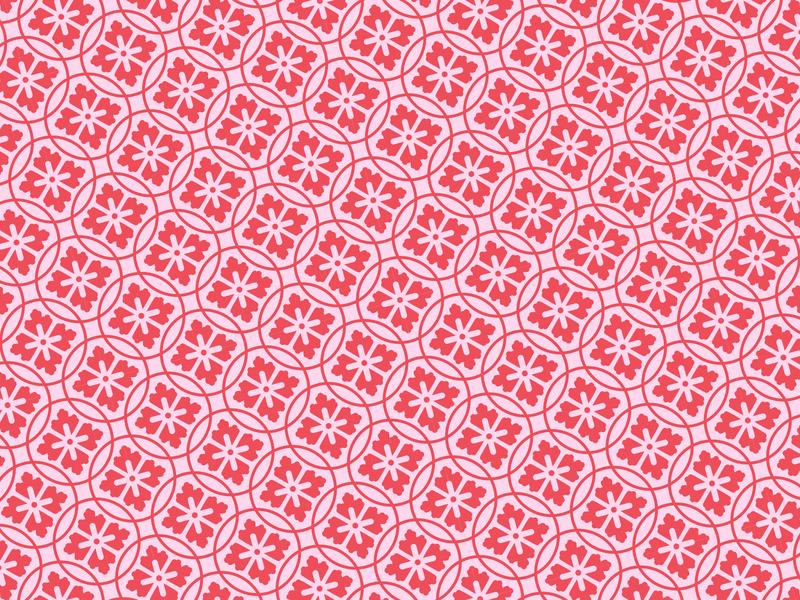 Rice vinegar pattern